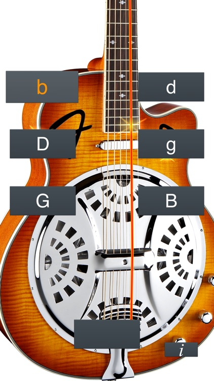 Dobro Tuner Simple screenshot-4