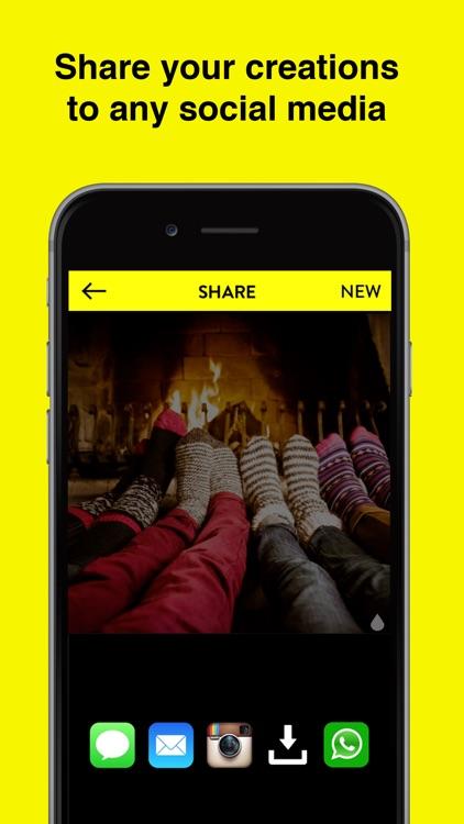 PartySnap- Videos & Anim GIF screenshot-3