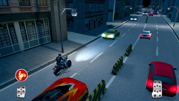 Bike Traffic Rider an Extreme Real Endless Road Racer Racing Game screenshot-3