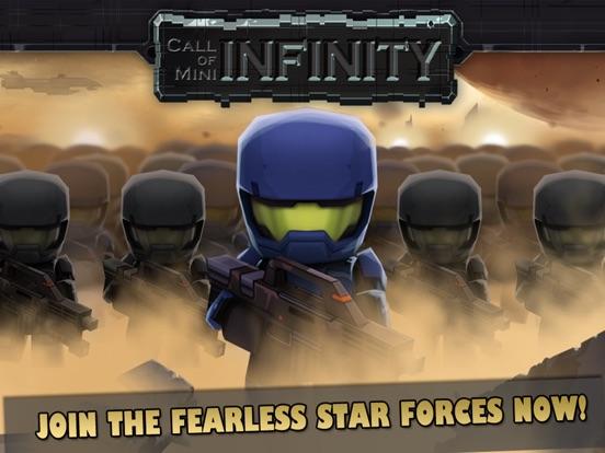 Игра Зов Мини: Бесконечность