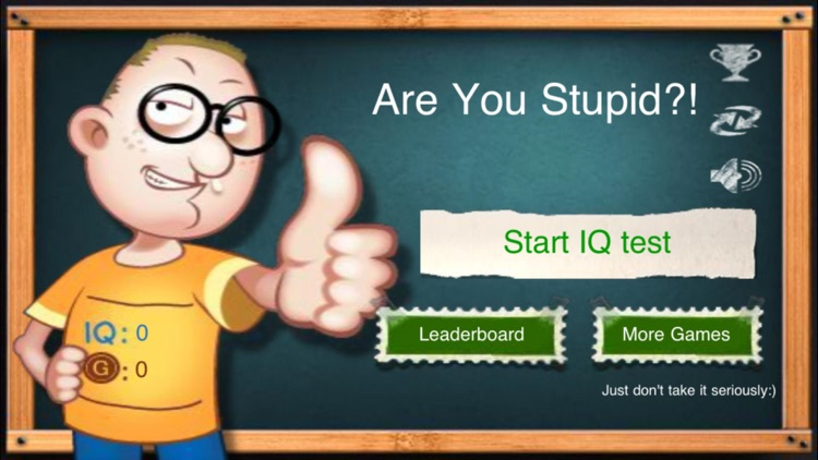 Are You Stupid?!