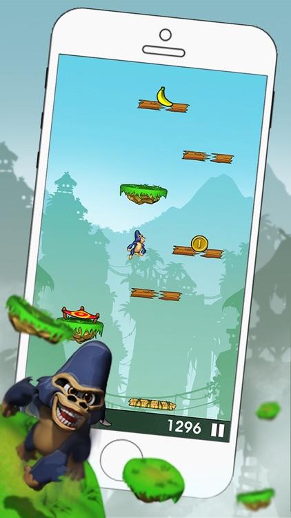 Gorilla Jump - Fun Action Game