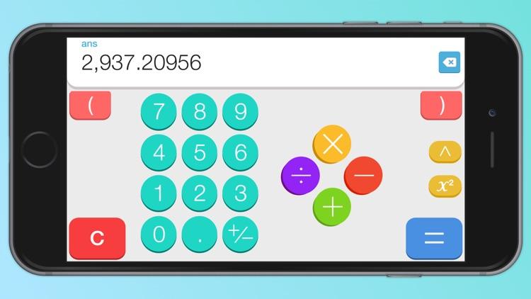 MathJoy – The Friendly Calculator screenshot-4