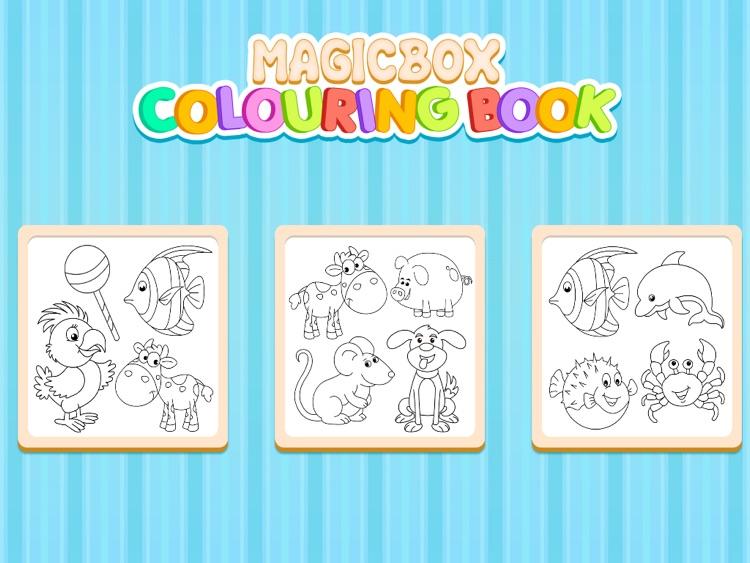 Kids Coloring Book-HD