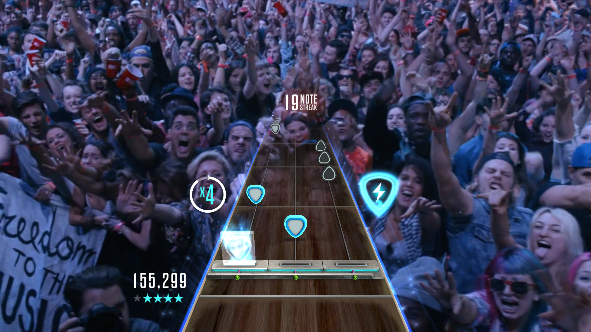 Guitar Hero® Live screenshot 15