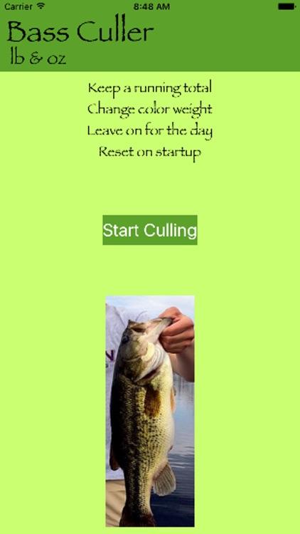 Bass Culler