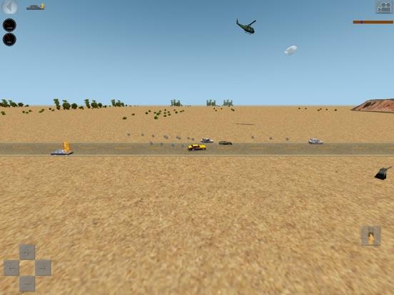 Скачать игру Mad Road 3D - Combat cars game