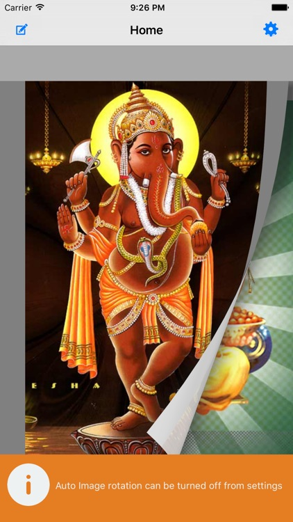 3D Ganesh Mantra screenshot-0