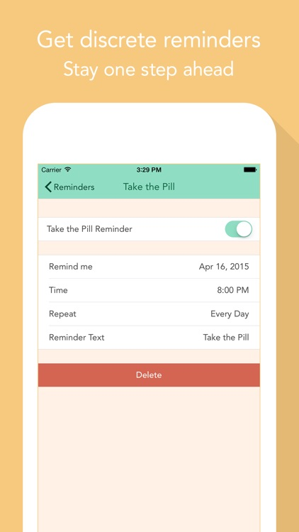 Cycles Period Tracker: Period & Ovulation screenshot-3