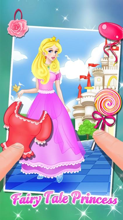 Dress Up! Fairy Tale Princess