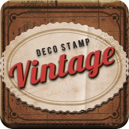 Vintage Deco - Sticker Camera for Photo Editing