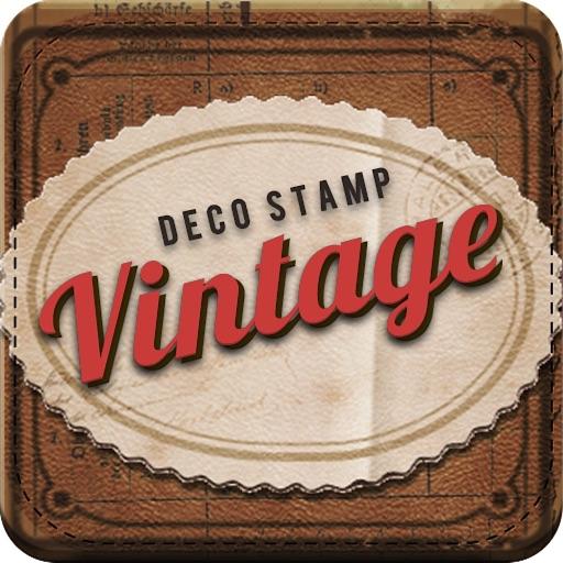 Vintage Deco - Sticker Camera for Photo Editing