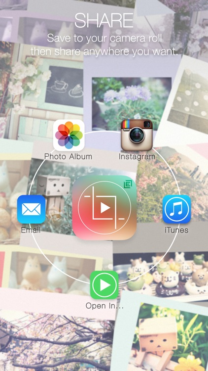 Crop Video Square FREE - Rectangle size Movie Clip screenshot-4