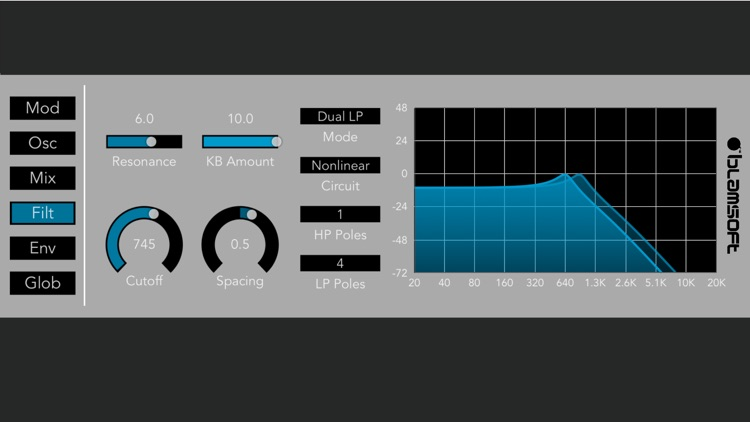 Viking Synth screenshot-3