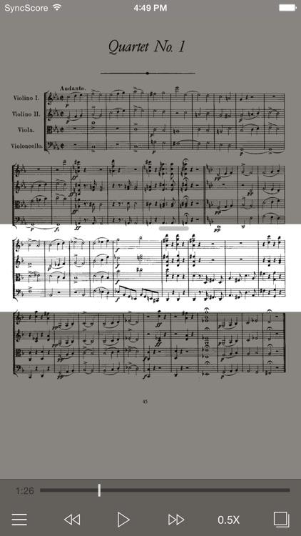 Schubert String Quartets screenshot-0
