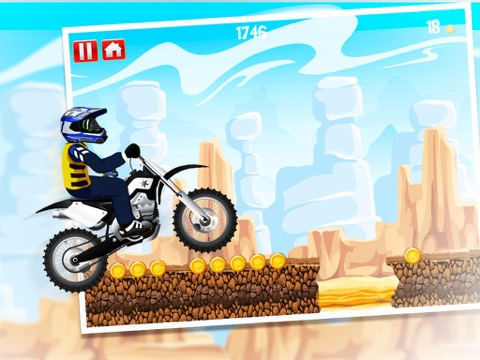 super bike race - The Arcade Creative Game Edition-ipad-3