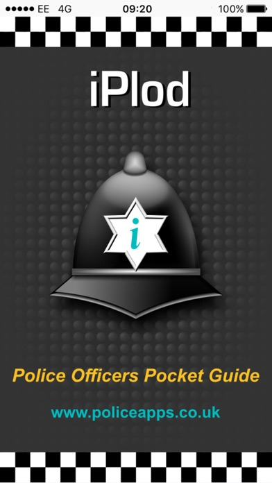 iPlod - Police Pocket Guide screenshot one