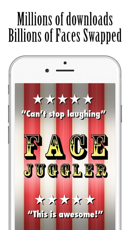 Face Juggler PLUS screenshot-3