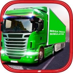 Mega Truck 3D Simulator Game