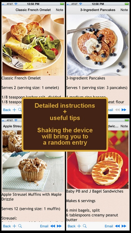 Easy Breakfast Recipes