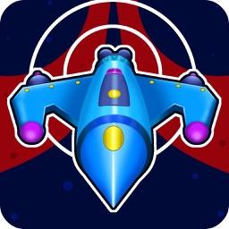 Extraterrestrial Incursion: Spaceship Galaxy Fighting Game