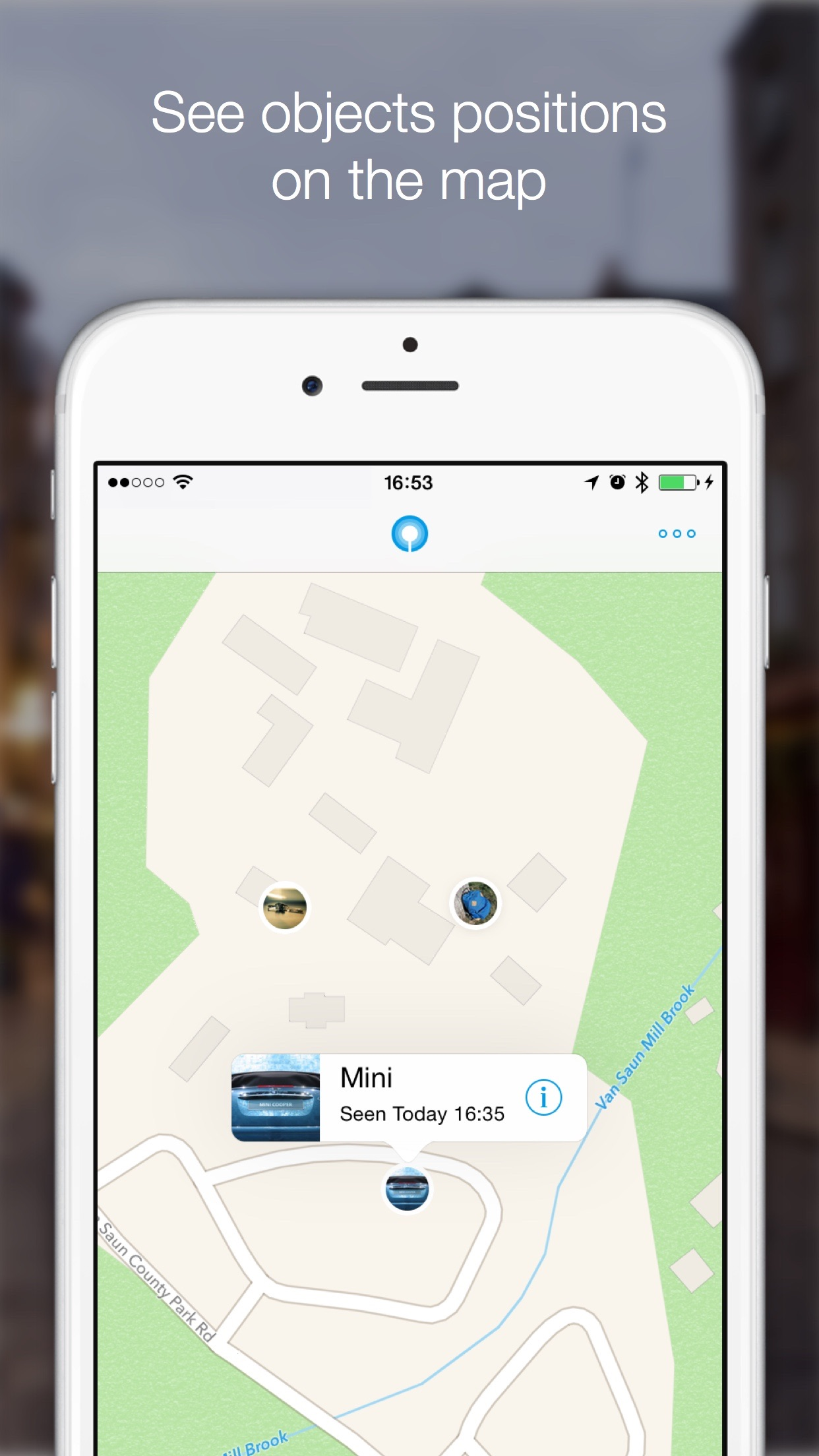 Find My Stuff - Find your keys, wallet, car or other stuff in seconds! Screenshot