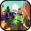 Syeda Kausar fatima - Snazzy ATV Racing artwork
