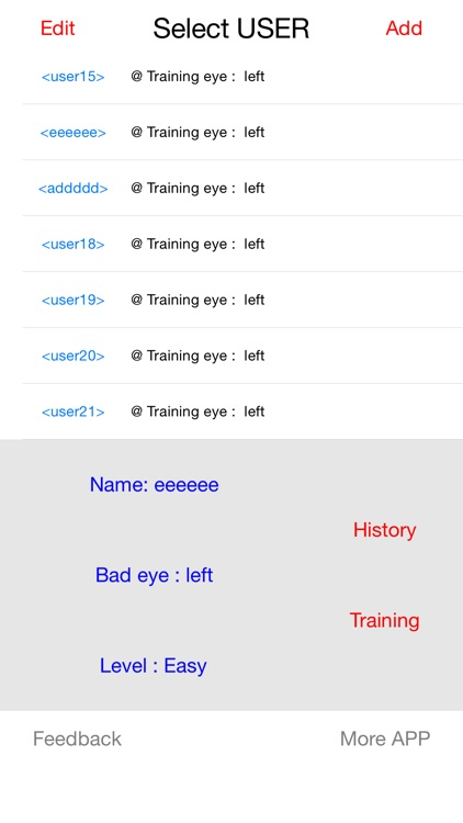 Hawkeye training screenshot-4