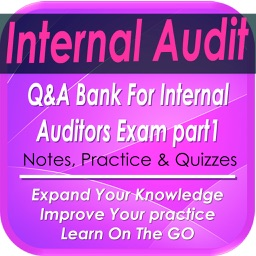 Internal Audit Exam: 1400 Notes & Quiz (part1)