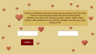 点击获取Love Calculator & Match Tester