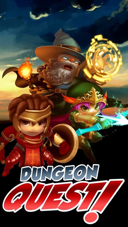 Dungeon Quest screenshot-0