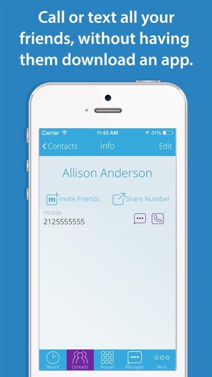 magicApp Calling & Messaging screenshot-4