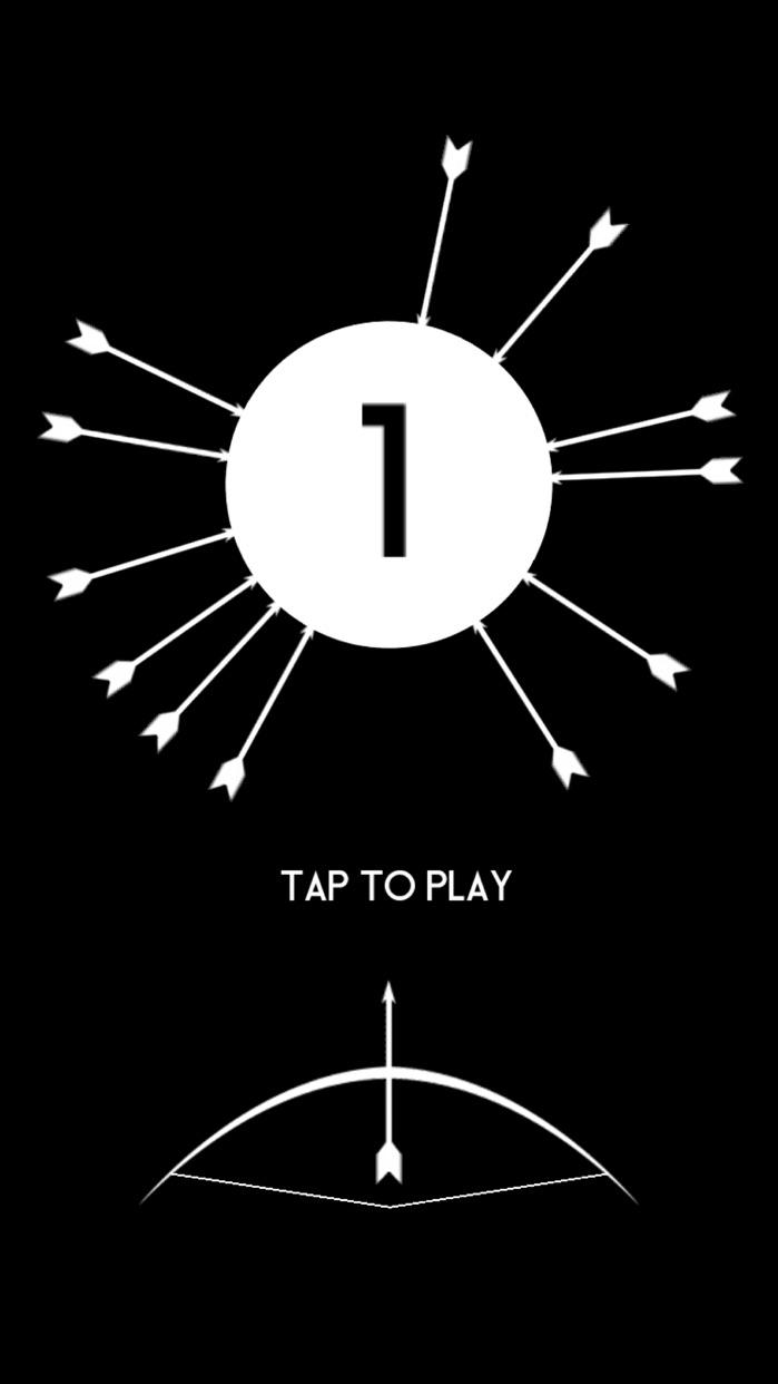 Twisty Arrow - Shoot the Circle Wheel Screenshot