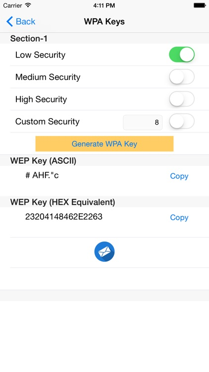 WiFi Password Toolkit by Sandip Patil
