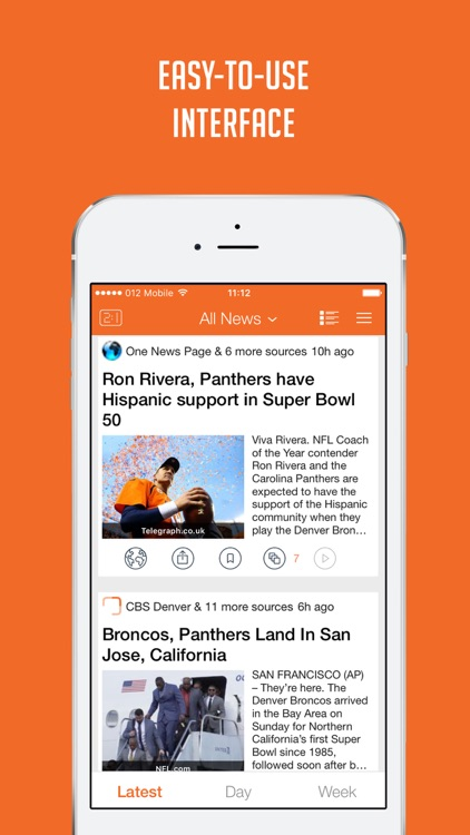 Sportfusion - Denver Broncos Edition - News, Live Scores & Rumors screenshot-4