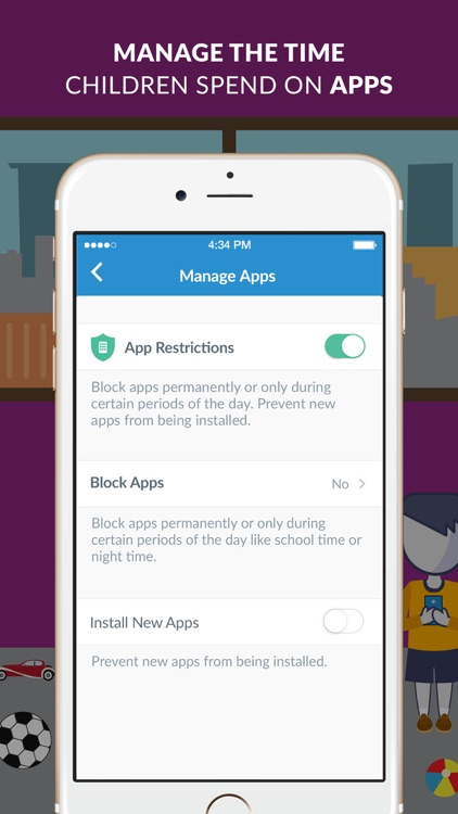 Fammly - Family Locator and Parental Controls