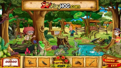 Treasure Book Hidden Object