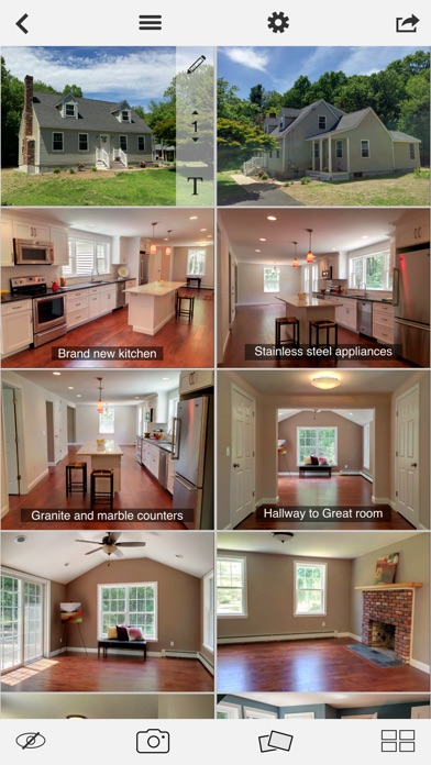 CurbAppeal - HDR Real Estate Camera for MLS and Airbnb property photos