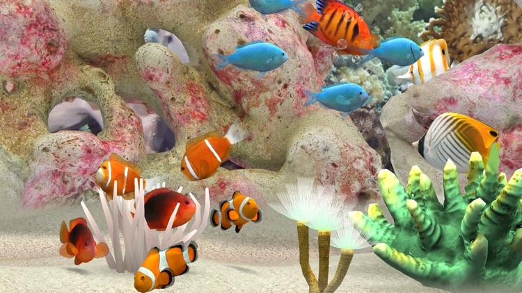 MyReef 3D Aquarium 3 screenshot-4