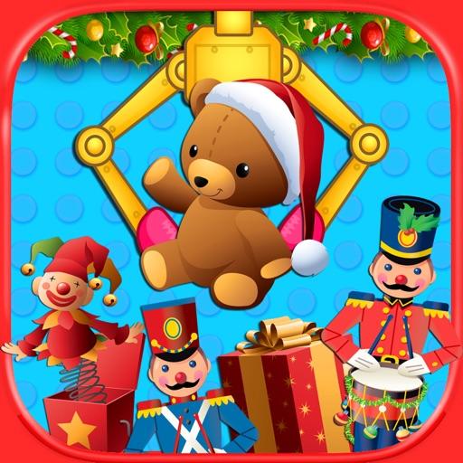 Christmas Prize Claw - Kids Toy Machine FREE