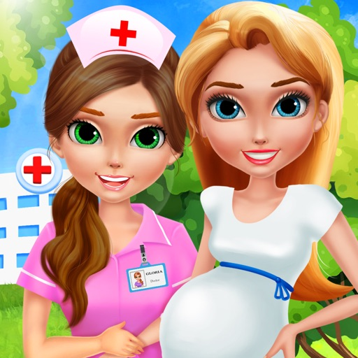 Newborn Baby - Hospital Doctor Simulator iOS App