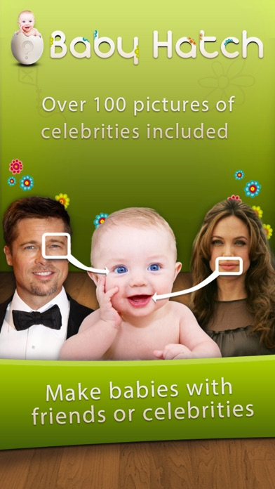 将来の赤ちゃんの顔: 赤ちゃんを作り、妊娠中に名前を決める(赤ちゃんブース)! - Future baby's face : make a baby, pick a name while pregnant (baby booth)!!のおすすめ画像1