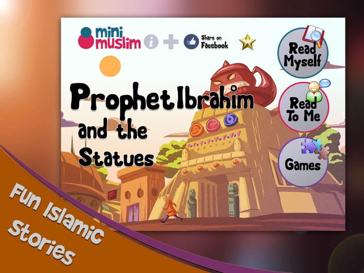 Prophet Ibrahim and the Statues - Qur'anic Islamic Story