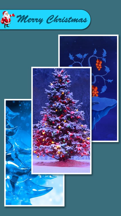 Christmas Wallpapers & Backgrounds HD - Retina Xmas Images Booth for Yr Home Screen screenshot-3