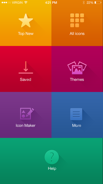 Icon Maker - Customize and Build Cool App Icons for Home