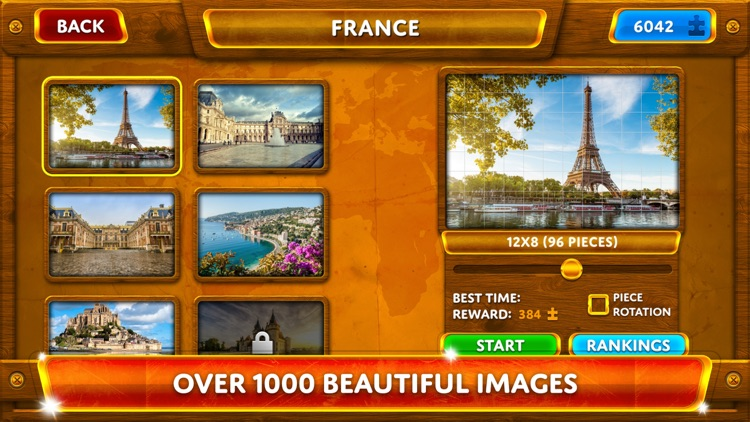 Jigsaw Puzzles Travel screenshot-4
