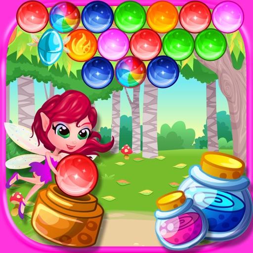 Bubble Fairy Candy Pop - Arcade Shooter Mania