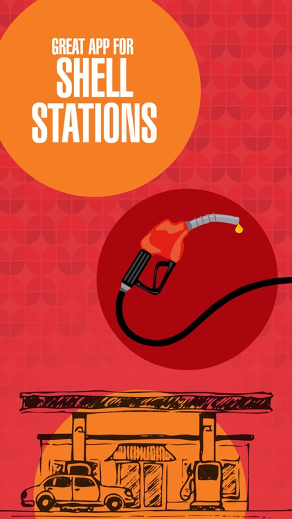 Great App for Shell Stations