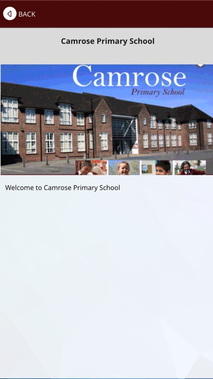 Camrose Primary School