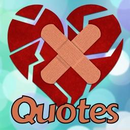 Heart break & Break Up Quotes